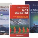 Être LIBRE et HEUREUX grâce à ces 3 livres